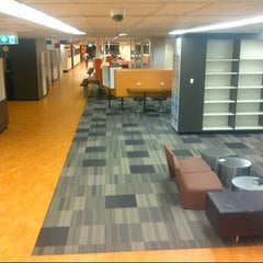 Photo taken at UNSW Main Library by Catalina V. on 4/25/2013