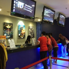 Photo taken at Golden Screen Cinemas (GSC) by Boanerges Rufus G. on 5/30/2013