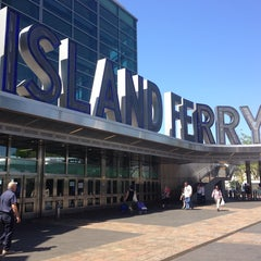 Photo taken at Staten Island Ferry - Whitehall Terminal by Salem A. on 6/1/2013