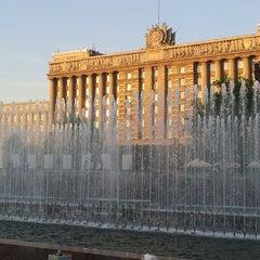 Photo taken at Московская площадь by Anna M. on 6/4/2013