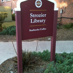 Photo taken at Strozier Library by D ™ on 12/22/2012