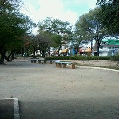 Photo taken at Praça do Centenário by Rogerio M. on 3/10/2013