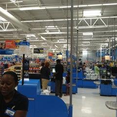 Photo taken at Walmart Supercenter by Raven N. on 7/28/2013