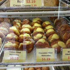 Photo taken at Kauai Bakery by Heather K. on 8/30/2013