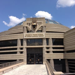 Photo taken at Charles H Wright Museum of African American History by Mitchell S. on 7/12/2013