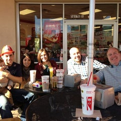 Photo taken at Firehouse Subs by Michael O. on 12/16/2012
