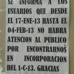 Photo taken at Distrito Militar No. 4 by Diana P. on 1/21/2013