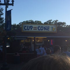 Photo taken at Cup and Cone by Darren S. on 6/30/2014