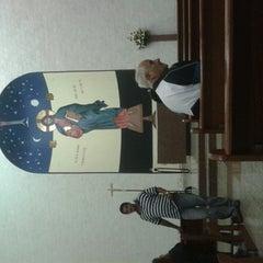 Photo taken at Igreja Nossa Senhora da Cocaia by Karol C. on 8/2/2013