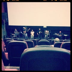 Photo taken at Reforma Cinemas by Nur S. on 9/6/2013