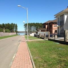 Photo taken at Спа-курорт «Зелёный Мыс» by Флера С. on 5/7/2013
