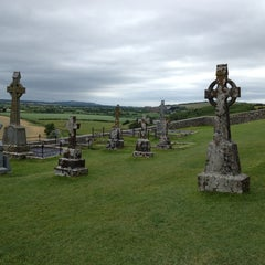 Photo taken at Rock of Cashel by Jani N. on 6/30/2013