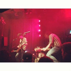 Photo taken at Johnny Brenda's by Katie H. on 4/21/2013