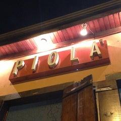 Photo taken at Piola by Renato C. on 1/27/2013
