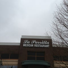 Photo taken at La Parrilla Mexican Restaurant by Roy T. on 2/22/2013