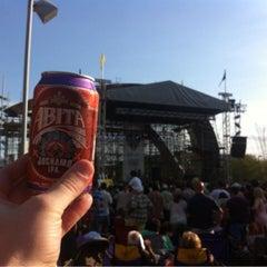 Photo taken at Baton Rouge Blues Festival by Daniel F. on 4/13/2013
