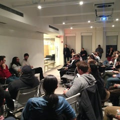 Photo taken at Union Square Ventures by Brian W. on 2/8/2013