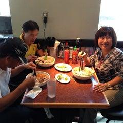 Photo taken at Saigon Restaurant & Bakery by Sun Woo J. on 6/6/2014