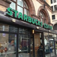 Photo taken at Starbucks by Joshua on 3/2/2013