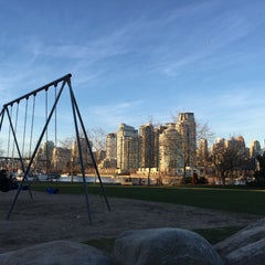 Photo taken at Charleson Park by Jordan D. on 2/9/2016