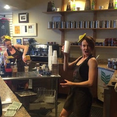 Photo taken at Park City Coffee Roaster by Rob H. on 5/5/2015