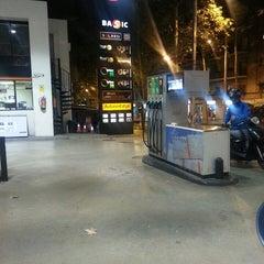 Photo taken at Repsol Pi I Molist by Javier E. on 10/22/2014