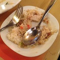 Photo taken at Thai at Corner by Darius R. on 2/23/2013