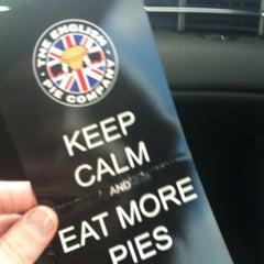 Photo taken at The English Pork Pie Company by Naomi G. on 11/13/2013