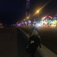 Photo taken at Blackpool Illuminations by Hannah Jackson on 10/5/2015