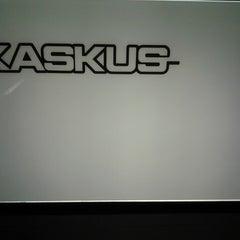 Photo taken at Kaskus Network Office by Al L. on 4/5/2013