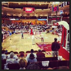 Photo taken at TD Arena, College of Charleston by Ray B. on 11/13/2013