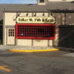 Photo taken at Baker St. Pub & Grill by Halo J. on 2/19/2013