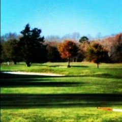 Photo taken at Sag Harbor Golf Club by Nick D. on 5/1/2013