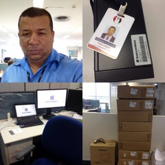 Photo taken at Banco do Brasil by Fabio C. on 1/22/2016