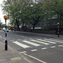 Photo taken at Abbey Road Studios by Natalia S. on 4/30/2013