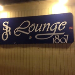 Photo taken at SRO Lounge by Rj K. on 9/7/2014