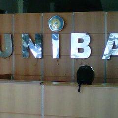 Photo taken at Universitas Batam (UNIBA) by Ucu S. on 7/14/2013