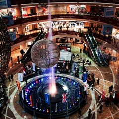 Photo taken at Афимолл Сити / Afimall City by Andrey A. on 11/20/2013
