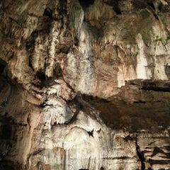 Photo taken at Howe Caverns by Brian P. on 5/30/2013