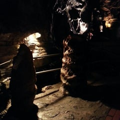 Photo taken at Howe Caverns by Brian P. on 5/31/2013