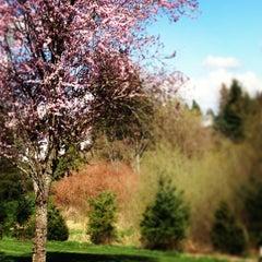 Photo taken at Jennings Memorial Park by Karolynne D. on 3/29/2013