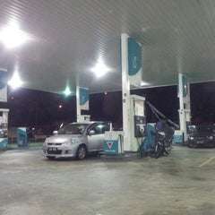 Photo taken at Petronas by leong bunny on 5/22/2014