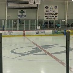 Photo taken at Ice Sports Forum by Tasha M. on 7/6/2013