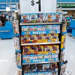 Photo taken at Walmart Supercenter by Nickie S. on 3/2/2013