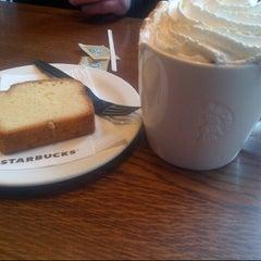 Photo taken at Starbucks by Ian H. on 4/25/2013