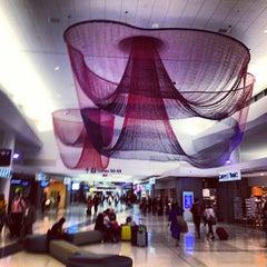Photo taken at Terminal 2 by Darwin D. on 4/20/2013