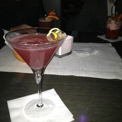 Photo taken at Globe Restaurant & Lounge Bar by Valeria G. on 2/23/2013