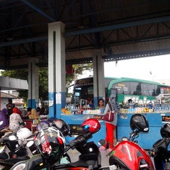 Photo taken at Terminal Bus Cilacap by Dias P. on 3/29/2014