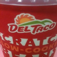 Photo taken at Del Taco by John B. on 10/4/2012