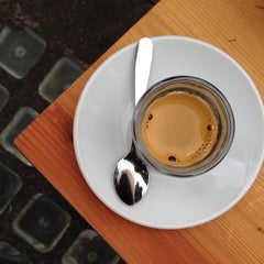 Photo taken at The Espresso Room by YingMing Z. on 8/5/2014
